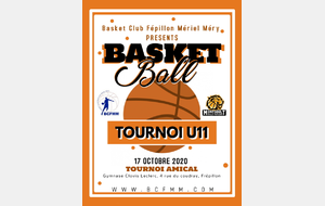 Tournoi amical U11